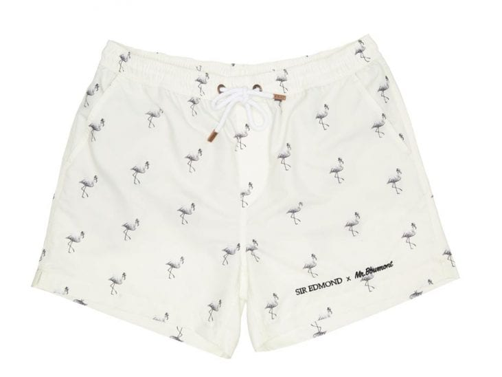 Mr.Bowmont Sir Edmond Swim Shorts